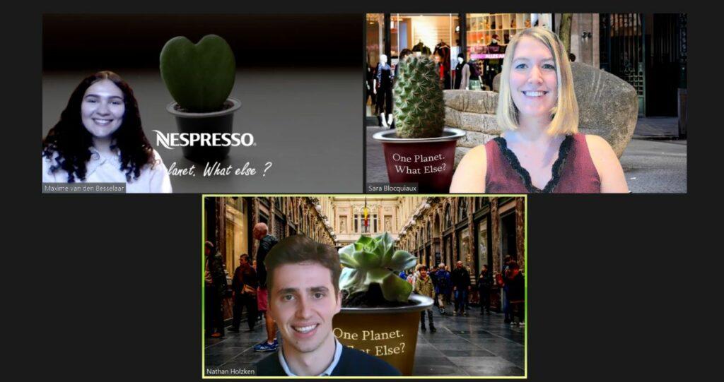 Nespresso-Vlerick Challenge 2020-2021